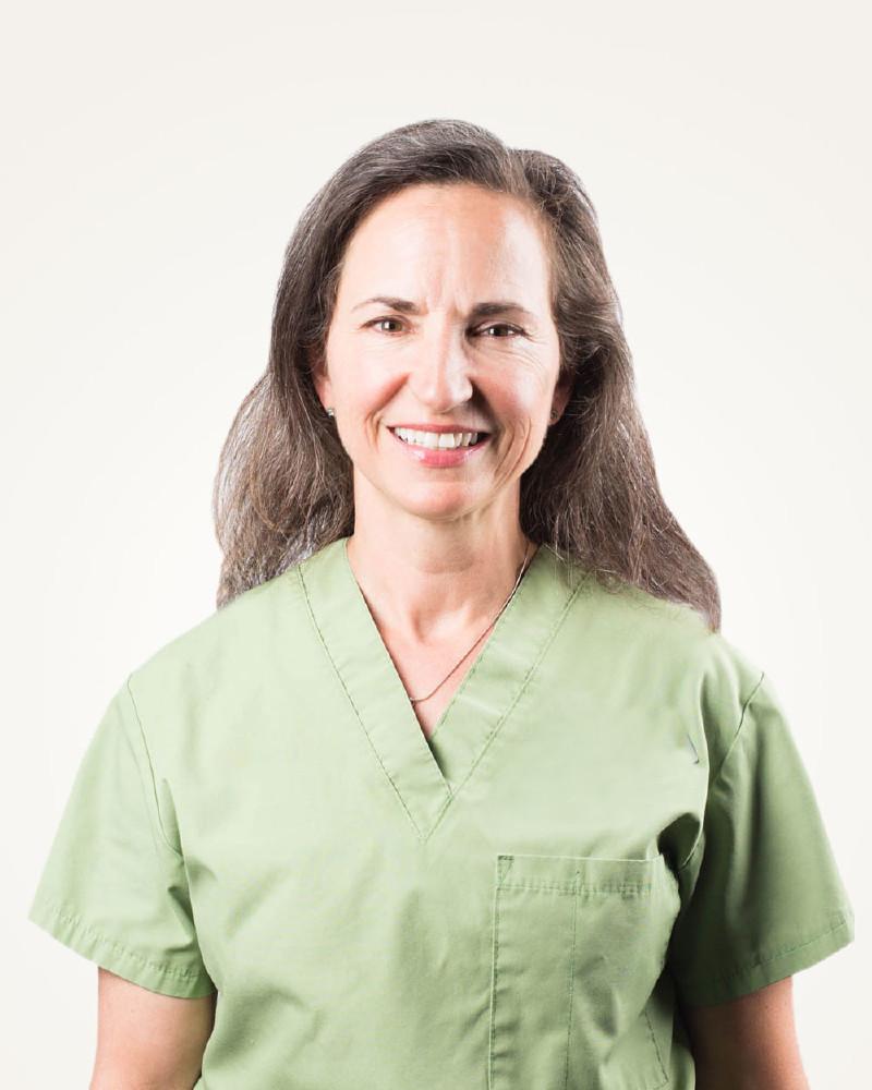Photograph of Hilde Oliver, Hygienist
