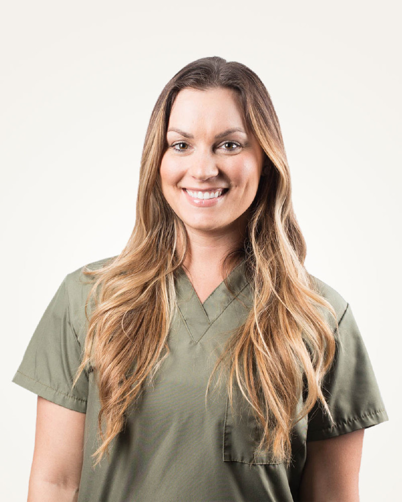 Photograph of Sarah Tyler, Hygienist