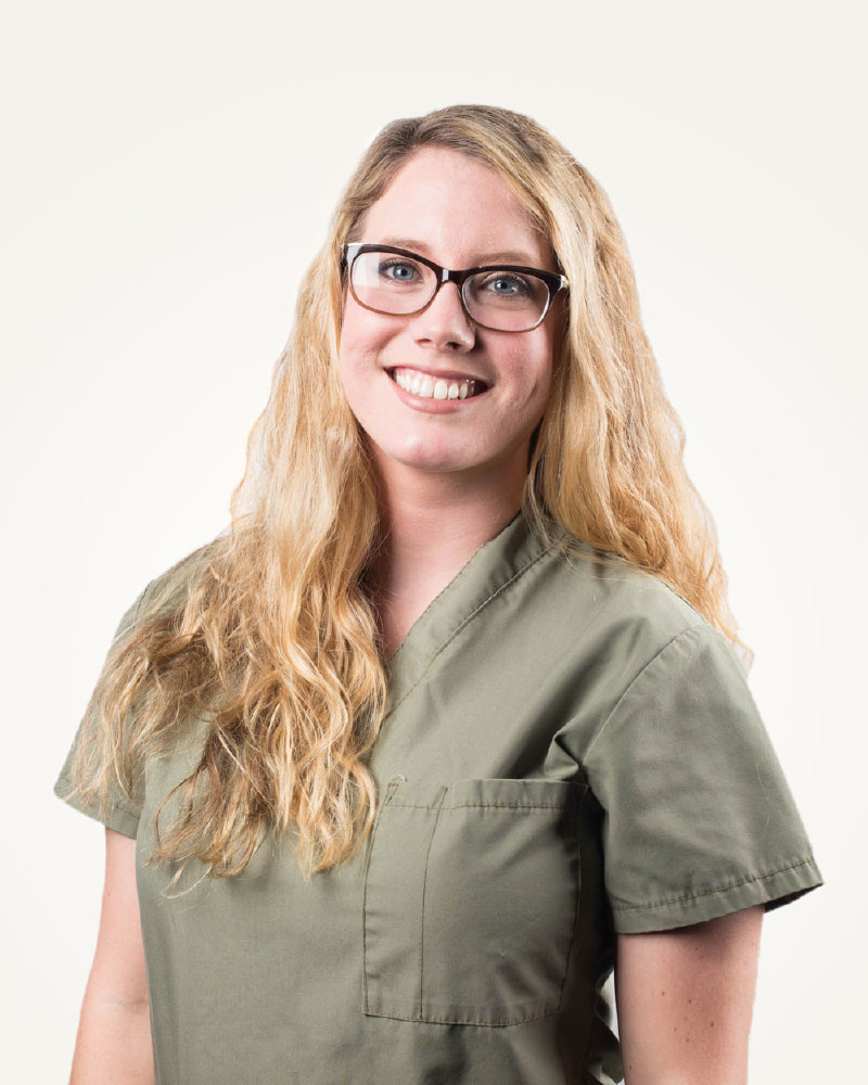Photograph of Scarlett Barbour, Dental Assistant