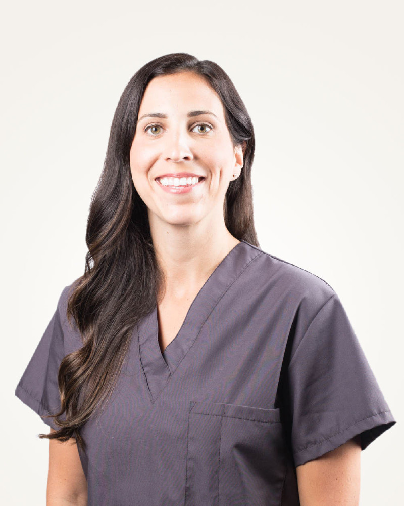 Photograph of Dr. Angela Justice, Dentist