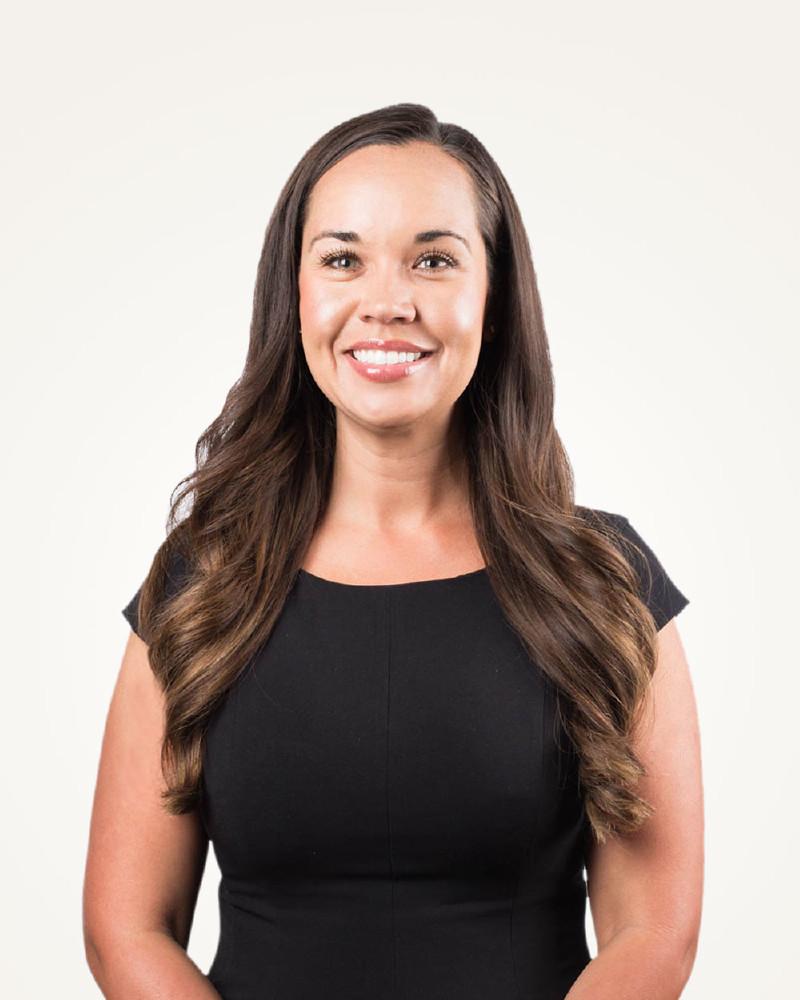 Photograph of Sarah Ryan, Office Manager
