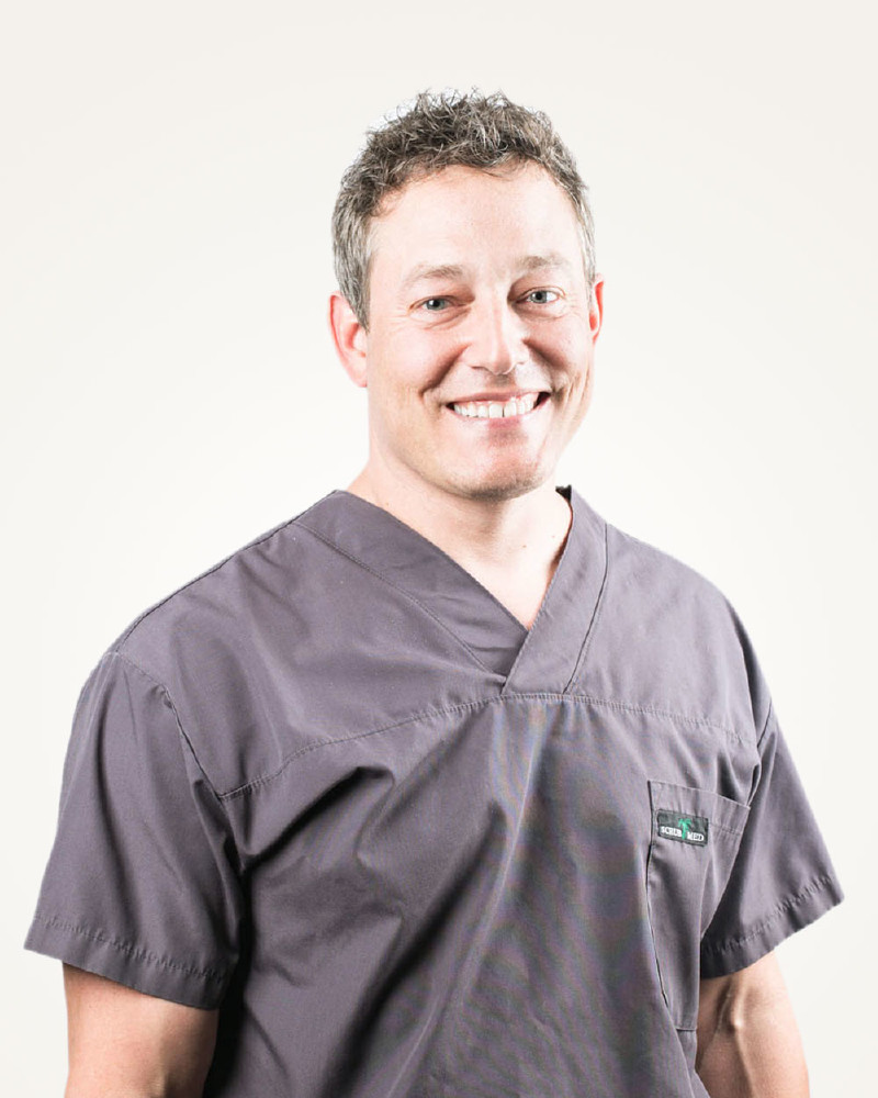 Photograph of Dr. McMillan, Dentist